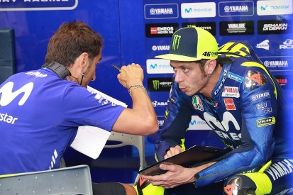 MotoGP Mugello: Rossi says he needs two tenths to fight for podium
