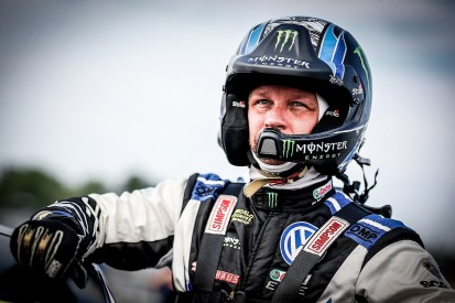 Petter Solberg almost withdrew from 2018 WRX season with illness