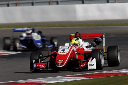 Euro F3 Nurburgring: Mick Schumacher dominates second race