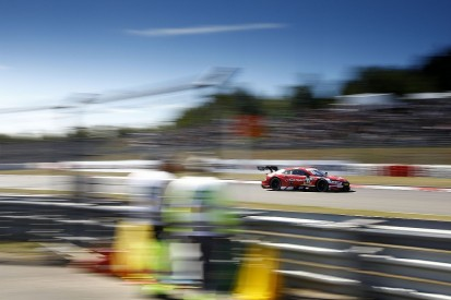 DTM Nurburgring: Rene Rast doubles up to take race two pole