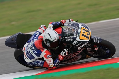 Misano Moto2: Romano Fenati excluded for grabbing rival's brake lever