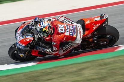 MotoGP Misano: Dovizioso takes victory as Lorenzo crashes out