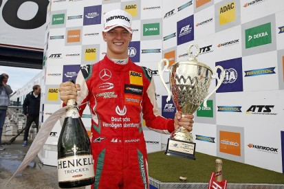 Euro F3 Nurburgring: Schumacher wins race three to score hat-trick