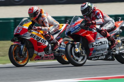 Misano MotoGP: Marc Marquez was 'fighting against myself' in race