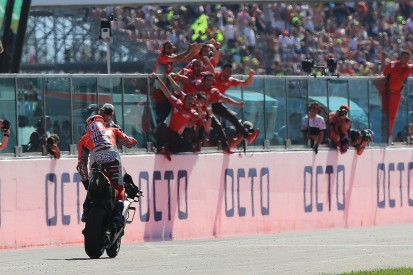 Ducati leads the way in MotoGP's development race