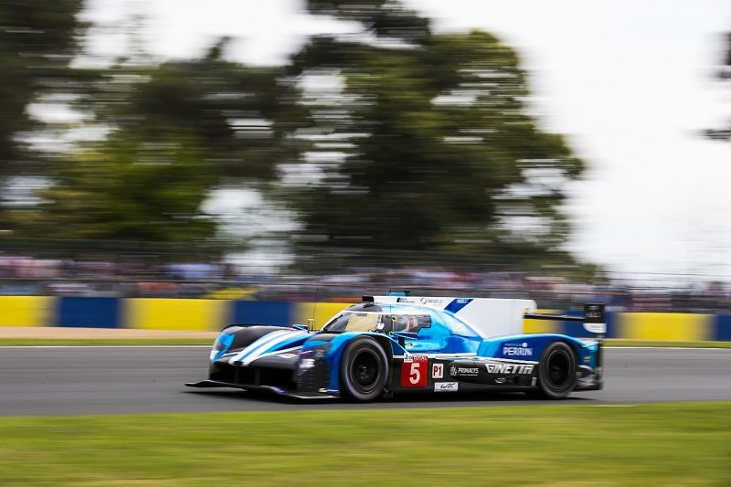 Manor no longer involved with Ginetta LMP1 team in WEC