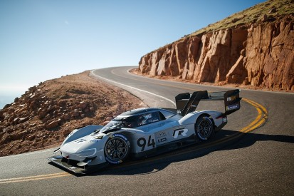 Volkswagen will not defend I.D. R's Pikes Peak record in 2019