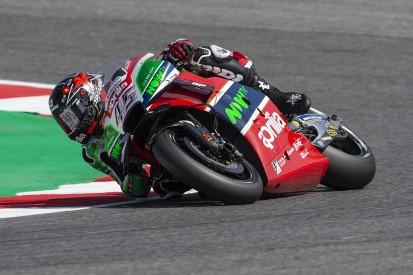 Scott Redding felt like a 'danger' to other MotoGP riders at Misano