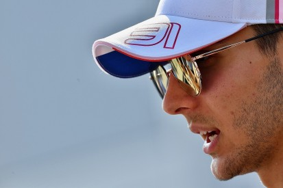 Esteban Ocon F1 exit would be 'complete shame' - DTM boss Berger