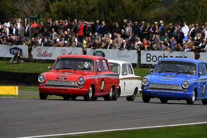 Are historic racing's rising speeds at Goodwood Revival a problem?