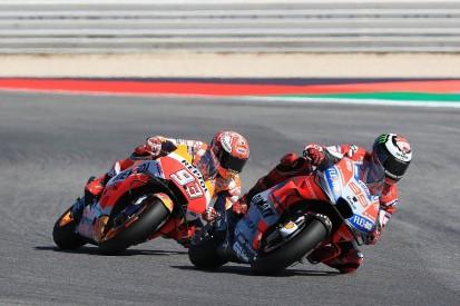 Marc Marquez relieved Ducati MotoGP dominance has come late