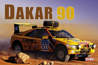 Review: Paris-Dakar 1990 DVD