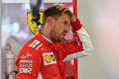 Sebastian Vettel couldn't 'slalom' through 'ridiculous' traffic