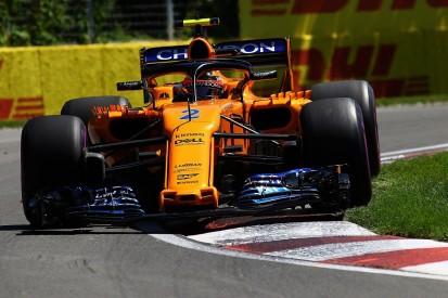 Canadian GP: McLaren's qualifying struggle 'bizarre' – Vandoorne