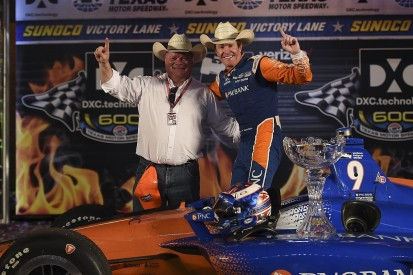 Texas IndyCar: Ganassi's Scott Dixon takes points lead with win
