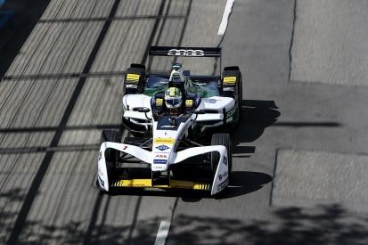 Di Grassi and Rosenqvist top Zurich Formule E practices