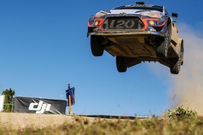 WRC Rally Italy: Neuville beats Ogier to take last stage win