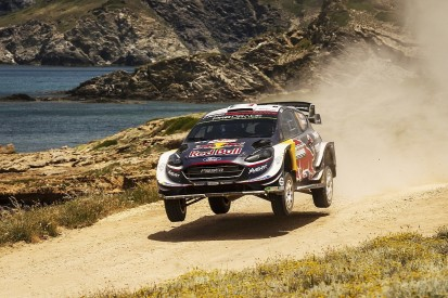 Sebastien Ogier given suspended WRC points penalty on Rally Italy