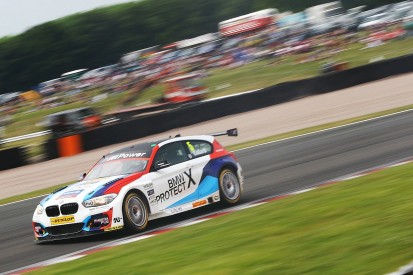 BTCC Oulton Park: Collard leads WSR podium lock-out in finale