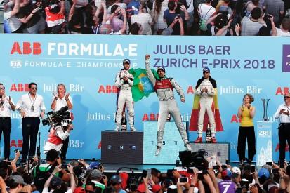 Formula E Zurich: Lucas di Grassi claims first win of 2017/18