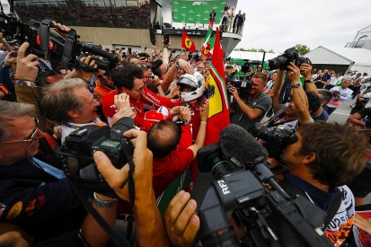 Canadian Grand Prix: Vettel takes F1 championship lead with win