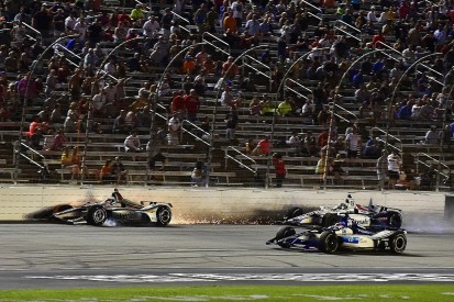 Will Power explains Texas IndyCar crash with Zachary Claman de Melo
