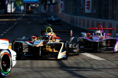 Jean-Eric Vergne: Zurich clearly my best Formula E drive