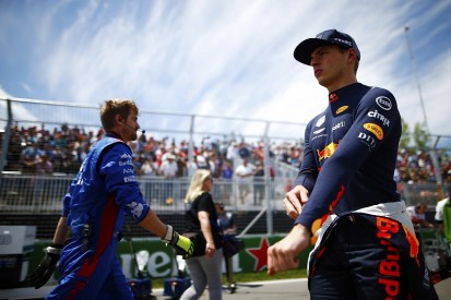 Red Bull F1 team wanted Max Verstappen to have solo grand prix