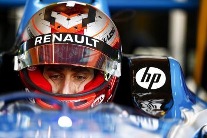 Nicolas Prost loses e.dams Formula E seat
