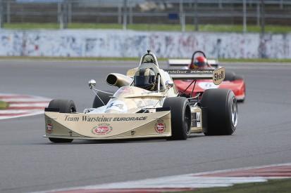 Period Formula 2 cars set to return to Silverstone Grand Prix track