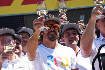Fernando Alonso glad not to have F1 trophies he 'doesn't deserve'
