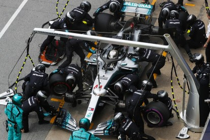 Mercedes ran old F1 engines to 'full benefit' in Canadian Grand Prix