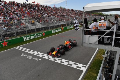 FIA mulls F1 chequered flag system change after Canadian GP error