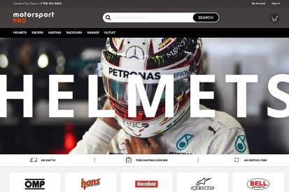 Motorsport Network launches MotorsportPRO.com ecommerce platform