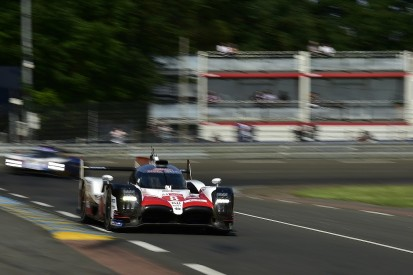 Fernando Alonso fastest in disrupted second Le Mans qualifying session