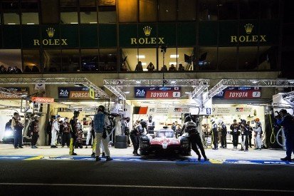 Watch the Le Mans 24 Hours and WEC future rules press conference