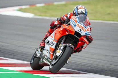 Barcelona MotoGP: Jorge Lorenzo fastest, Marc Marquez crashes
