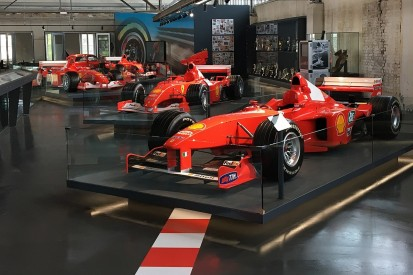 New Michael Schumacher exhibition unveiled in Germany