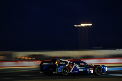 Jenson Button: Night time at Le Mans like driving at 500km/h