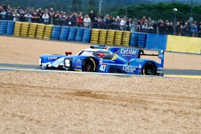 Le Mans 24 Hours: Ex-F1 driver Nasr frustrated by 'limited' Dallara