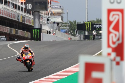 Marc Marquez 'didn't feel comfortable' during Catalan GP practice