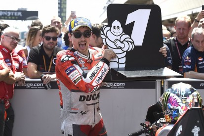 Barcelona MotoGP: Pace even better than Mugello, says Lorenzo