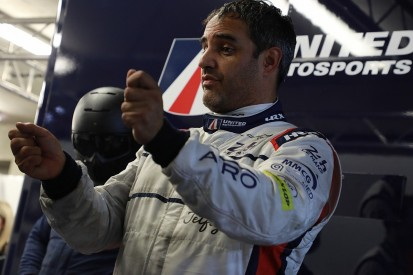 Juan Pablo Montoya 'ran out of talent' in incident on Le Mans debut