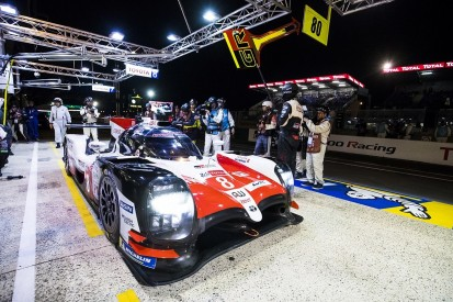 Le Mans hour 10: Penalty setback for #8 Toyota in second