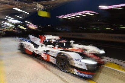 24 Hours of Le Mans H14: Nakajima continues Alonso, Toyota charge