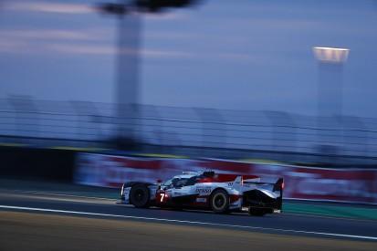 Le Mans 24 Hours: Kobayashi stabilises #7 Toyota's lead in hour 15