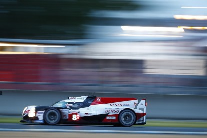 Nakajima reclaims Le Mans 24 Hours lead in #8 at two-third distance
