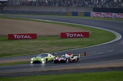 Le Mans hour 18: Buemi extends #8 Toyota's lead