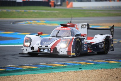 Paul di Resta apologises for massive crash on Le Mans debut