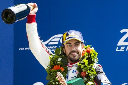 Toyota: Fernando Alonso's Le Mans debut performance 'exceptional'